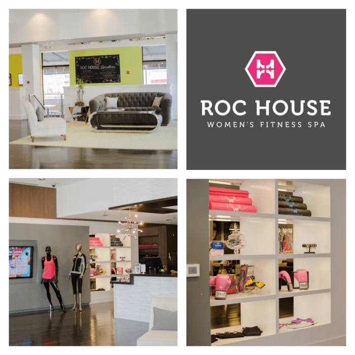 Roc House Fitness Spa