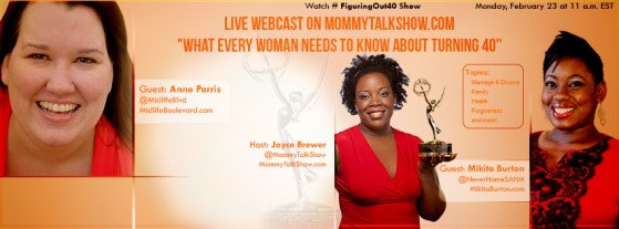 (Live Webcast) What Every Woman Needs To Know About Turning 40