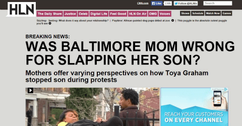 [VIDEO] HLN Interview: Did Baltimore Mom Abuse or Discipline Her Son?