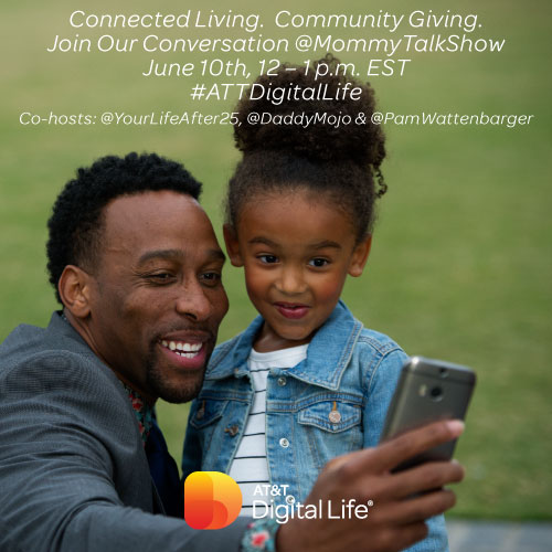 Learn about Family Safety and AT&T's  Support for Habitat for Humanity  #ATTDigitalLife Twitter Party