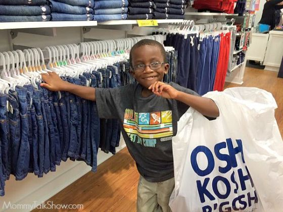 OshKosh B'Gosh Back to School Finds for Boys & $50 Gift Card Giveaway #backtogosh