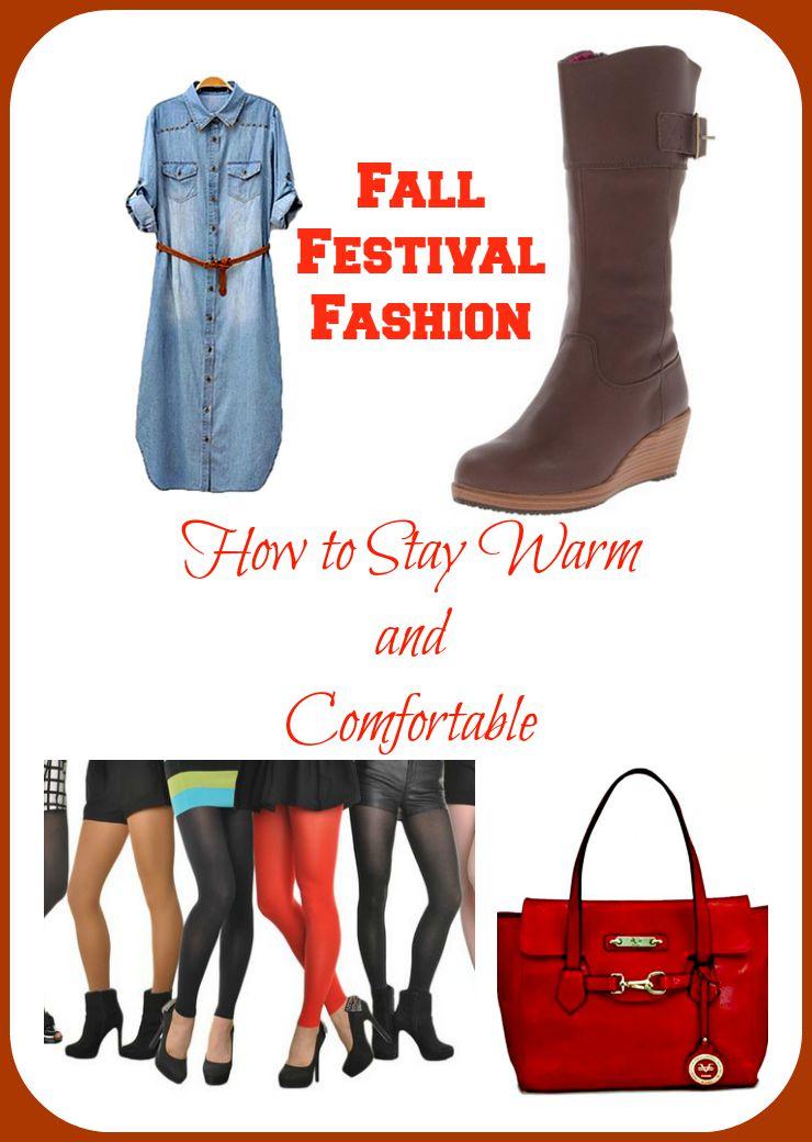 Fall Festival Fashion