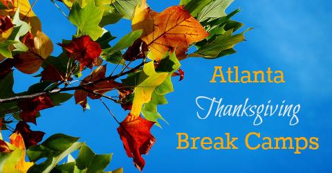 2015 Atlanta Thanksgiving Break Camps