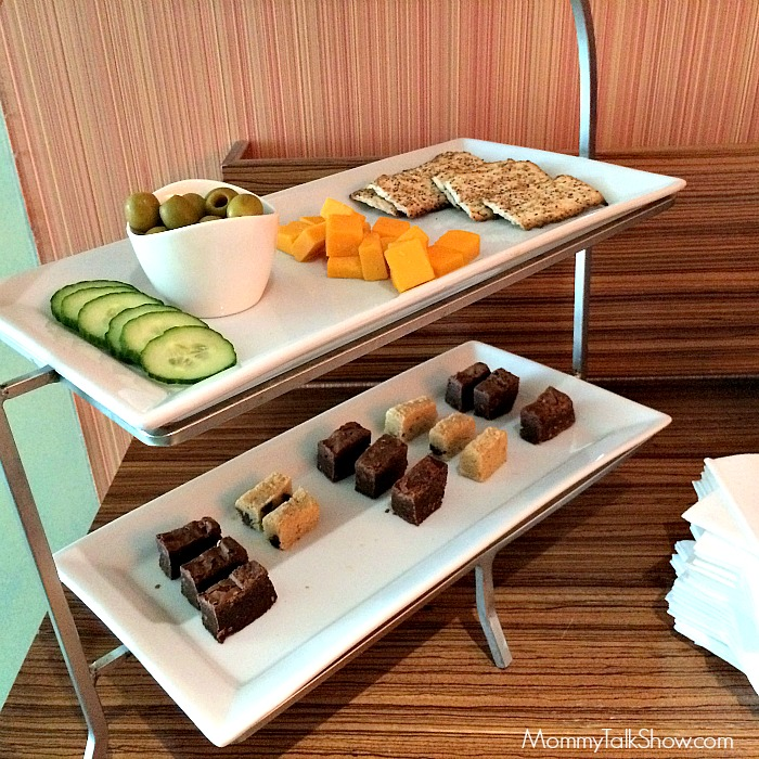 Bliss Spa Snacks