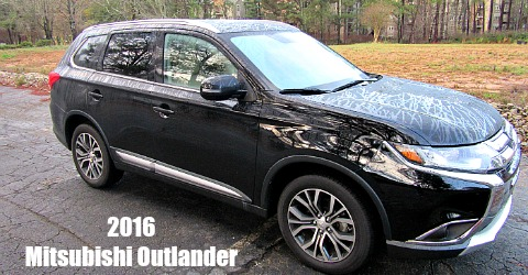 [VIDEO] How the 2016 Mitsubishi Outlander Handled in the Rain #DriveMitsubishi