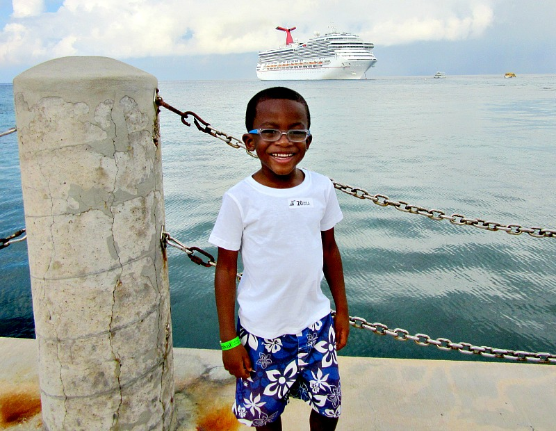 A.J. Carnival Cruise Port