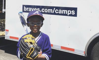 2017 Atlanta Braves Summer Camp + Savings Code to Register