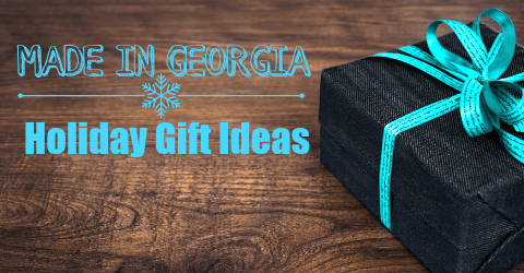 $25 and Under Made in Georgia Holiday Gift Ideas
