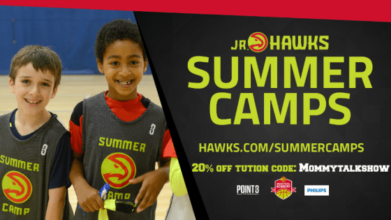 2017 Atlanta Hawks Basketball Camp + Savings Code to Register