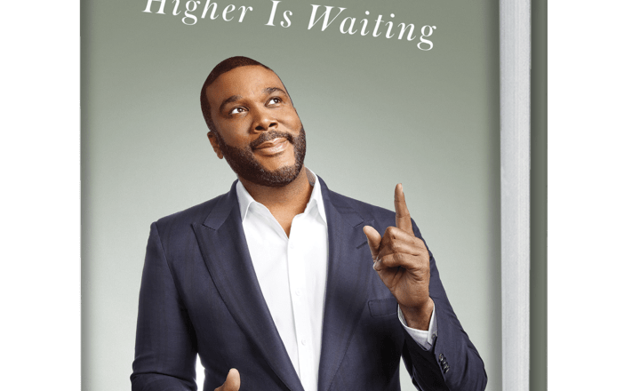 [VIDEO] Tyler Perry's Inspiring Life & #HigherIsWaiting Book @PenguinRandom #rwm #ad