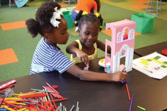 Check Out This Atlanta STEM Birthday Party Idea + Win a LEGO® Brick Set