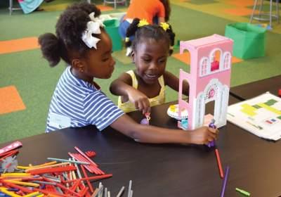 Check Out This Atlanta STEM Birthday Party Idea + Win a LEGO® Brick Set