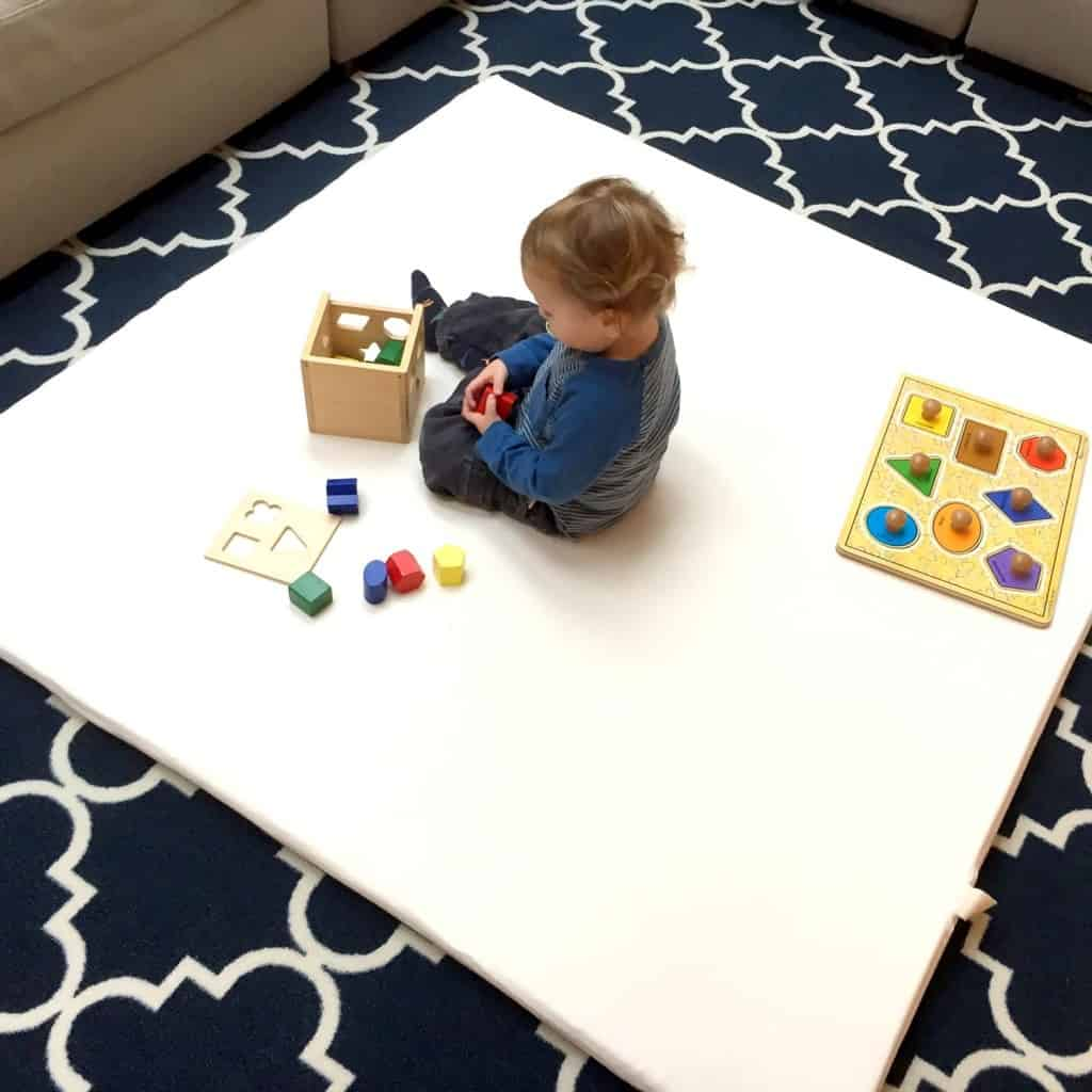 Baby Matte Best Non Toxic Play Mats For Baby Updated 2018 Mommy