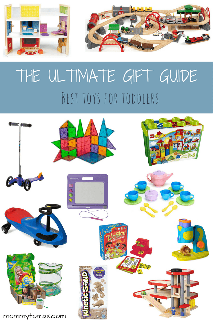 Toddler 2 Years Old Birthday The Ultimate Gift Guide Best Toys For Toddlers 2 3 Years