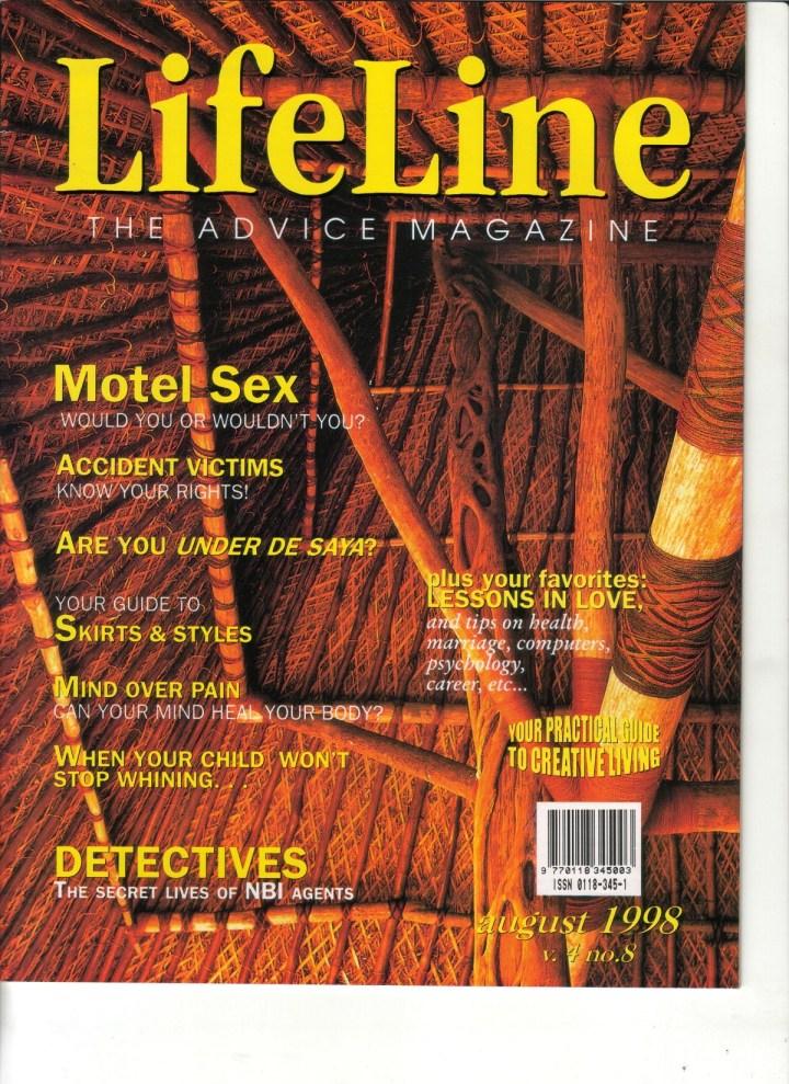 09-98 Lifeline Cover