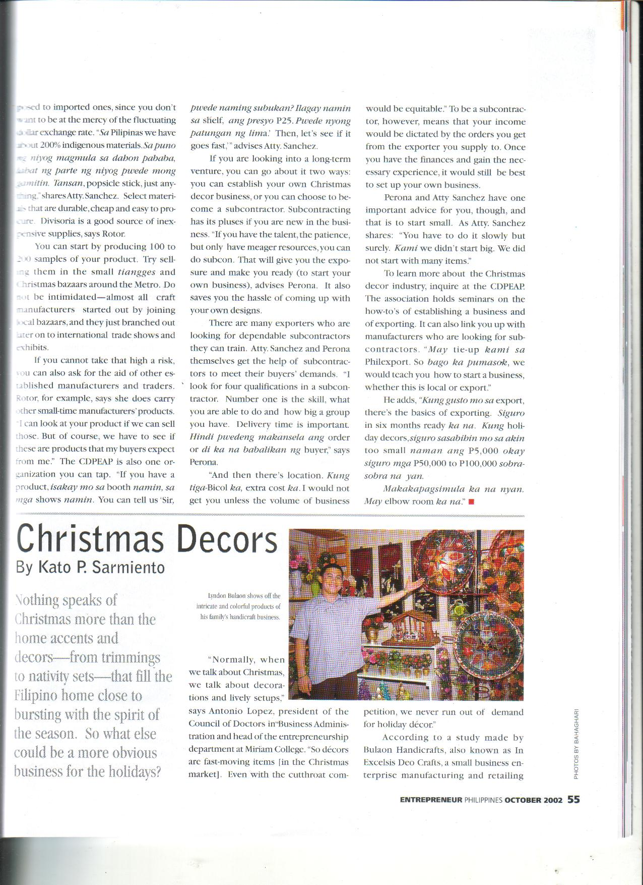 10-02 Christmas Tree Ornaments 2