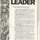 Lifeline Magazine: What it Takes to Succeed As a Leader