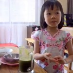How to Get Kids to  Consume Vegetables by 4-year-old Mishca Jadynn