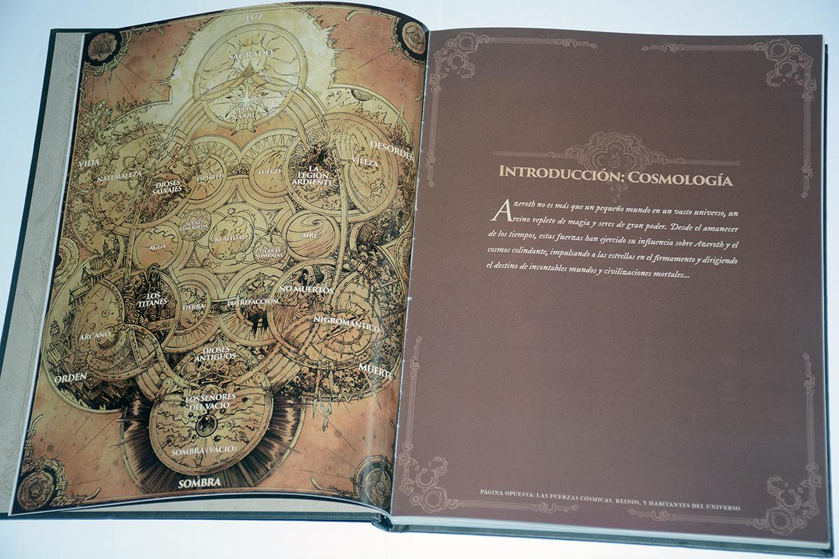 Libros De World Of Warcraft Análisis Libro World Of Warcraft Crónicas 1