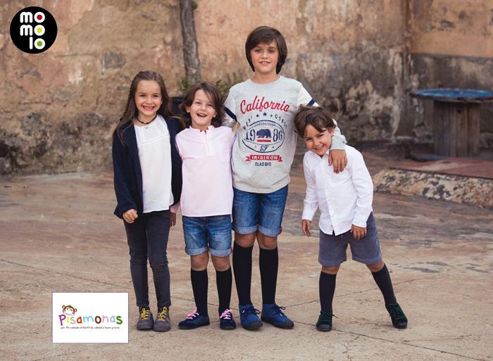 Calzado Infantil, Moda Infantil, Pisamonas, Momolo, Blog de Moda Infantil, 1