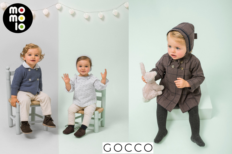 Moda Infantil, Gocco, Momolo, Blog de Moda Infantil, Kids Wear, 3