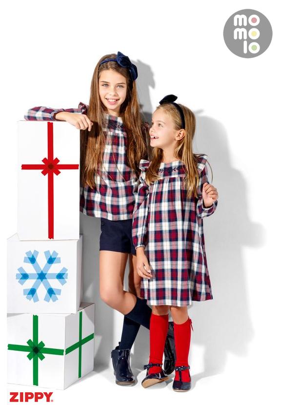 Moda Infantil, Zippy, Momolo, Moda ropa Navidad, Blog de Moda Infantil, 6