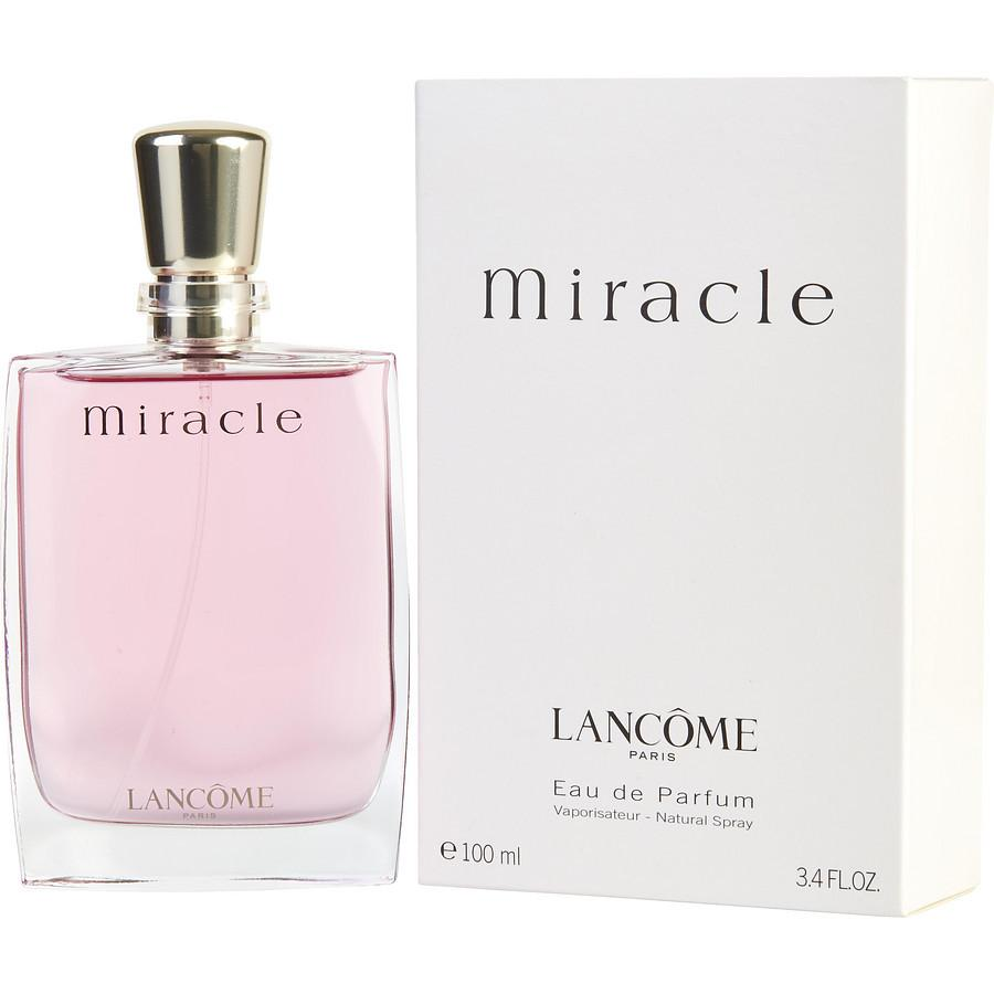 Edp Tester Lancome Miracle Tester Edp 100ml Spray Women Tester