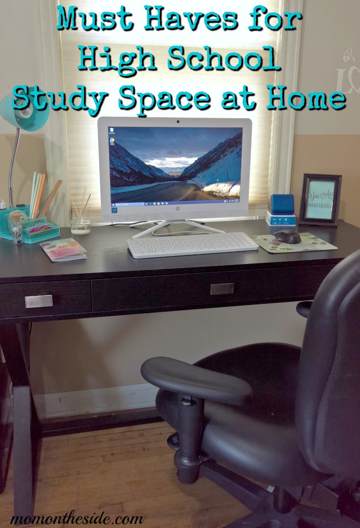 High Chair Must Haves For High School Study Space At Home