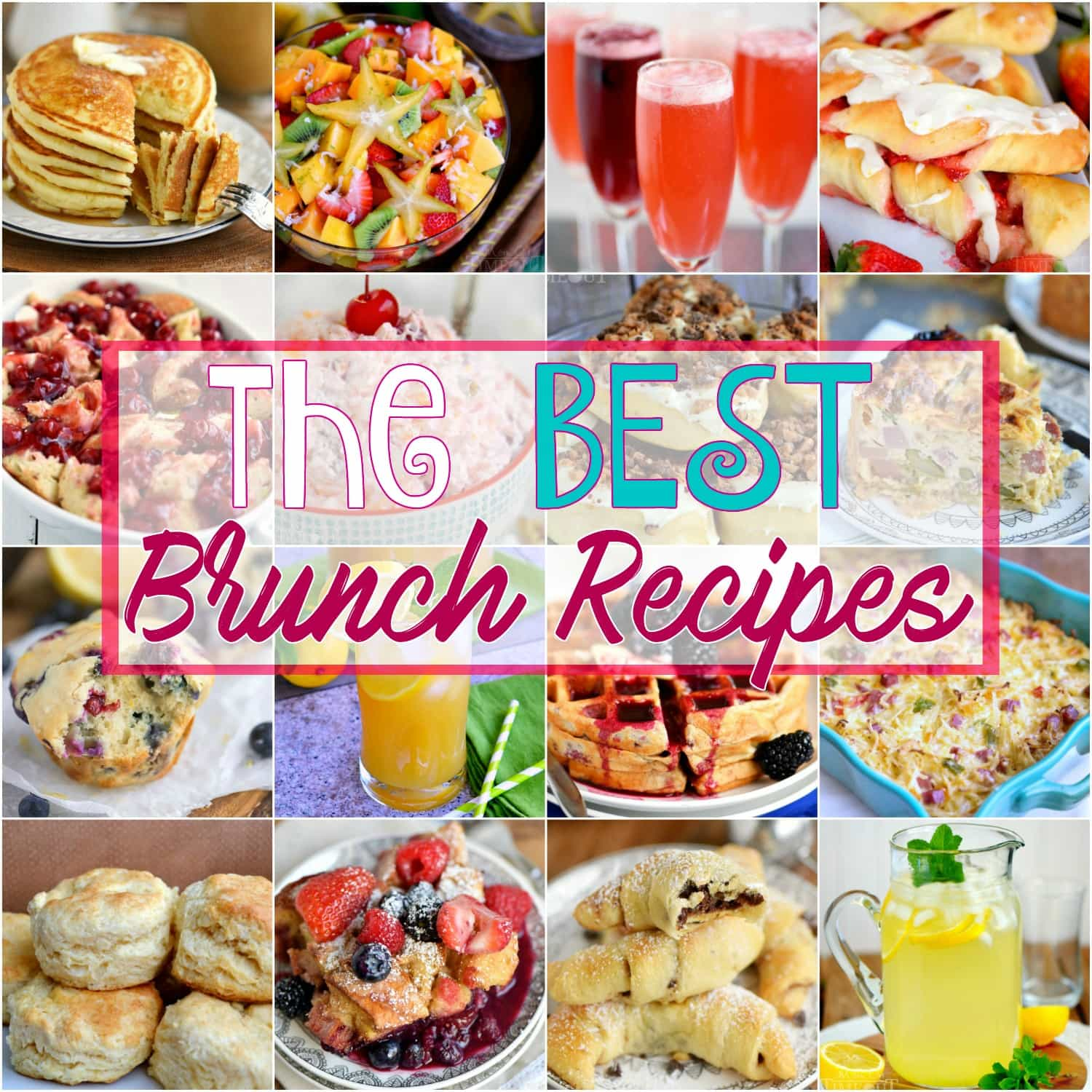 Brunch Best The Best Brunch Recipes Mom On Timeout
