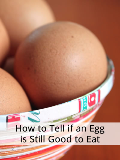 How To Tell If Eggs Are Still Good To Eat - Mom Prepares