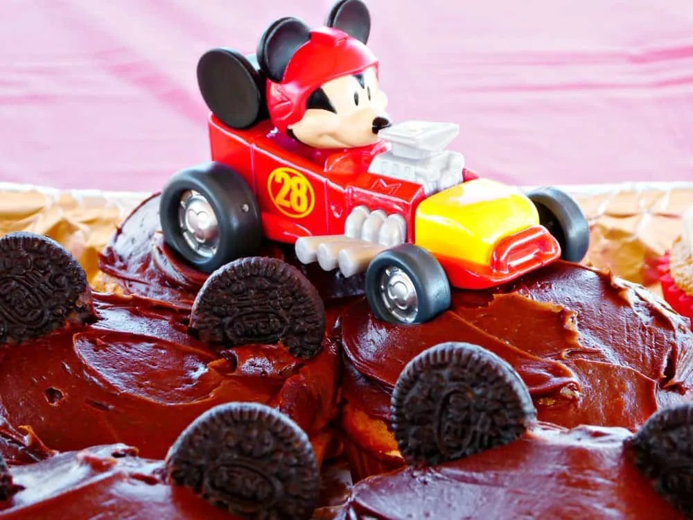 Mickey and the Roadster Racers Birthday Party - FREE Printables - mickey mouse boy birthday party ideas