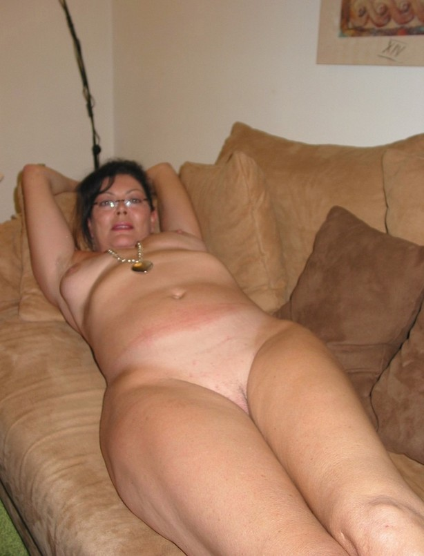 my mother naked