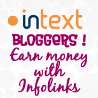 Earn money with Infolinks - double money offer