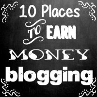 10+ Places to Earn Money Blogging