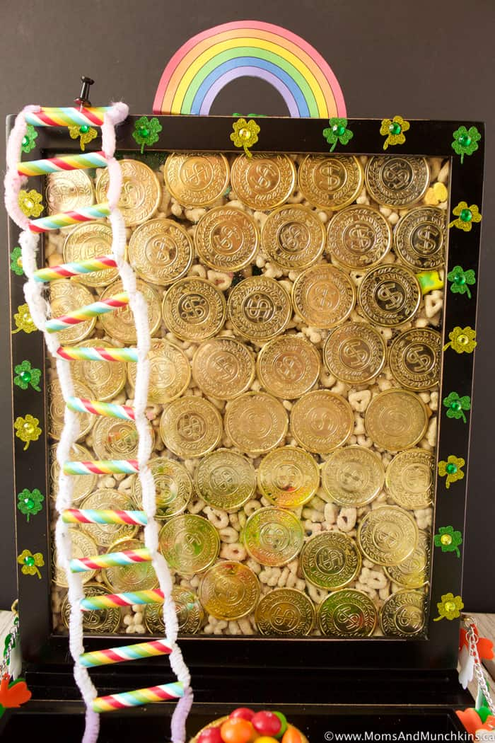 Trap Ladder Leprechaun Traps (collection Of Ideas) - Moms & Munchkins