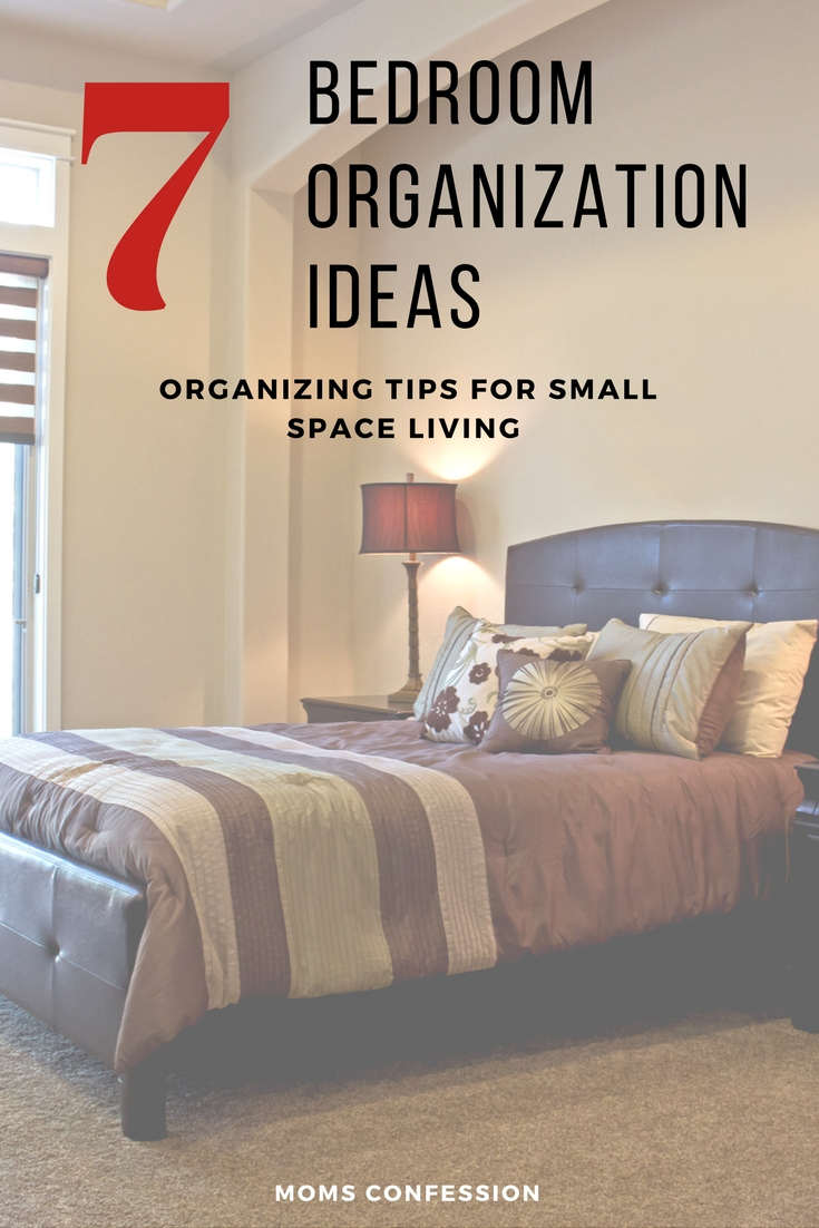 Small Space Organization Bedroom Organization Ideas For Small Spaces