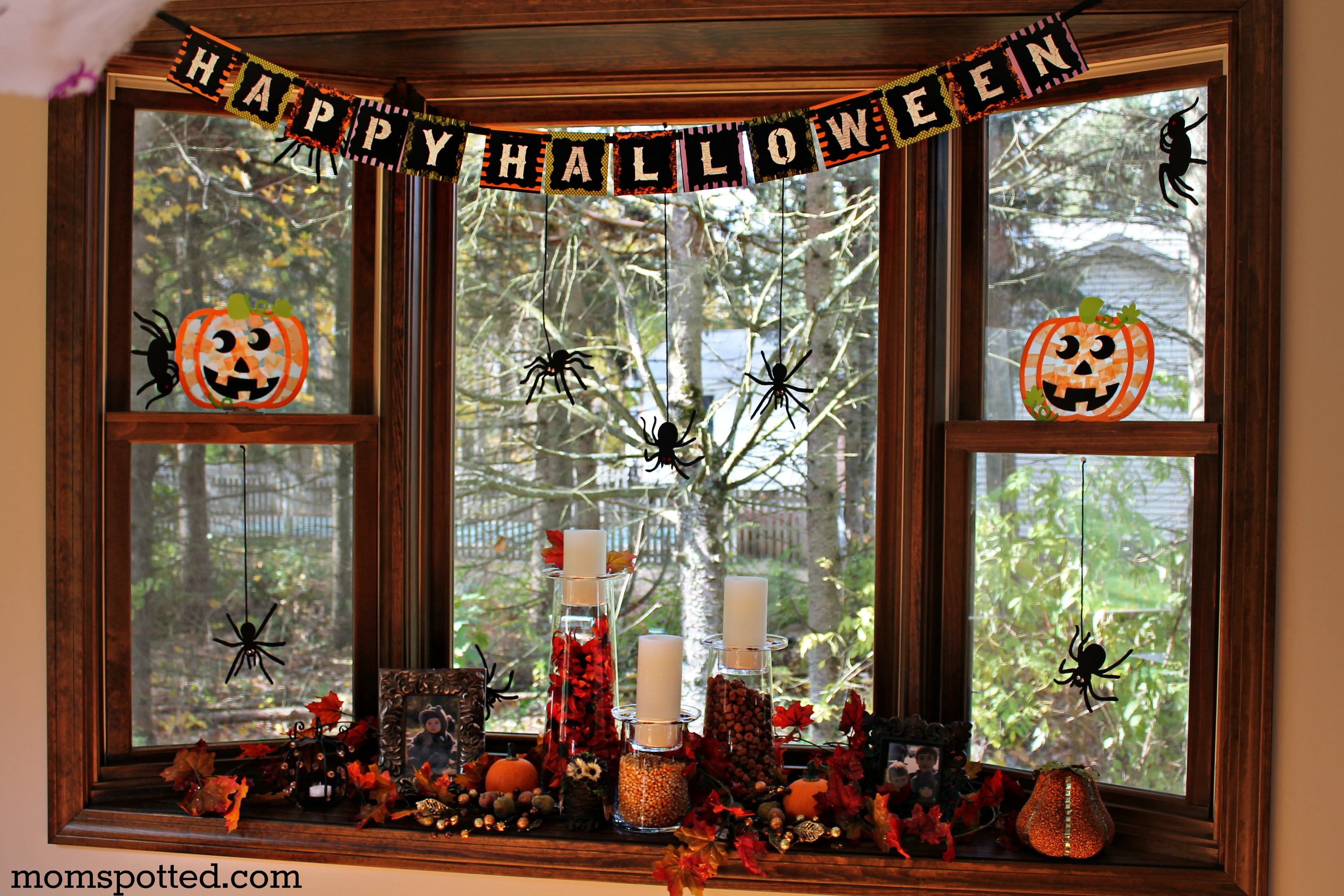 In Home Decorations Autumn Halloween Home Decor Ideas My Tips Tricks Momspotted