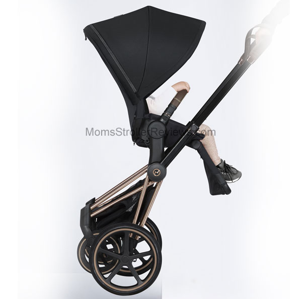 Cybex Priam Stroller Dimensions New Cybex Priam 3 2019 Stroller Review Mom 39;s Stroller