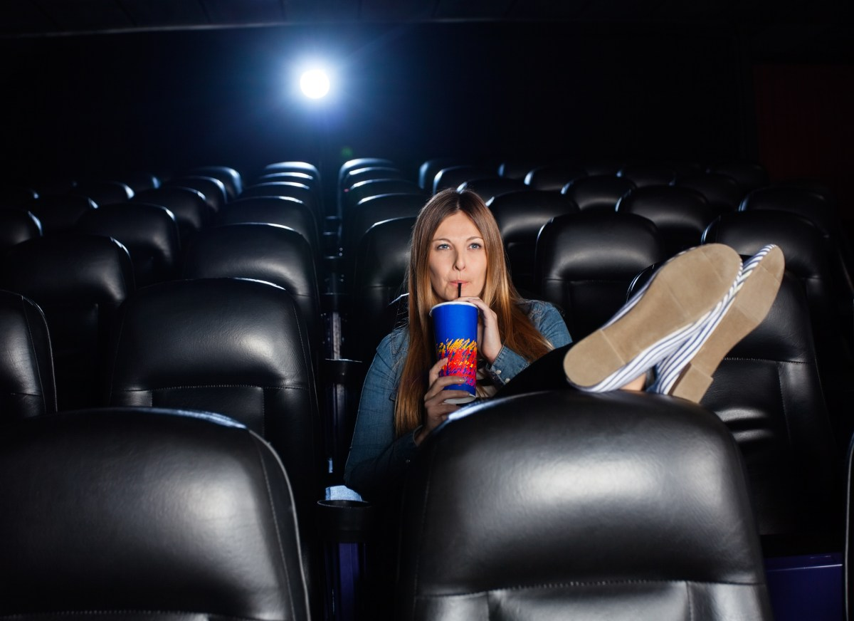 Are You a Badass Solo Moviegoer? - Going to the Movies Alone