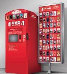 Redbox free movie rental