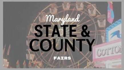 Maryland County Fairs