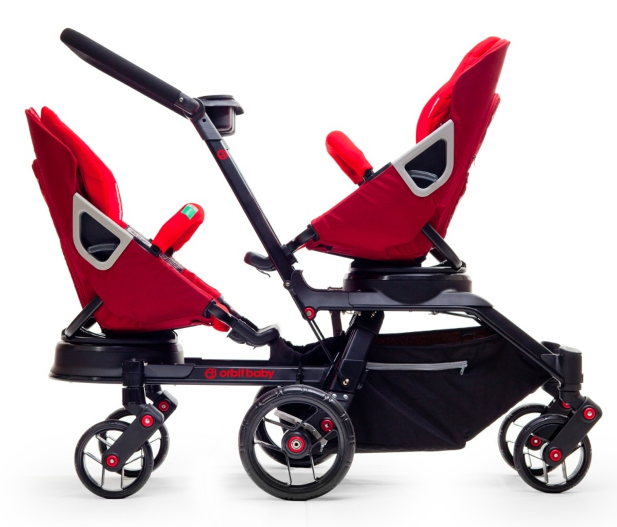 Double Stroller Expensive Orbit Introduces Double Stroller Orbit Baby Double Helix