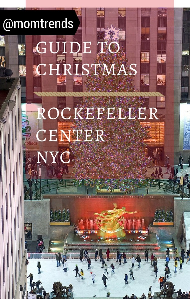 Cucina Restaurant Rockefeller Center Holidays At Rockefeller Center New York City Momtrends