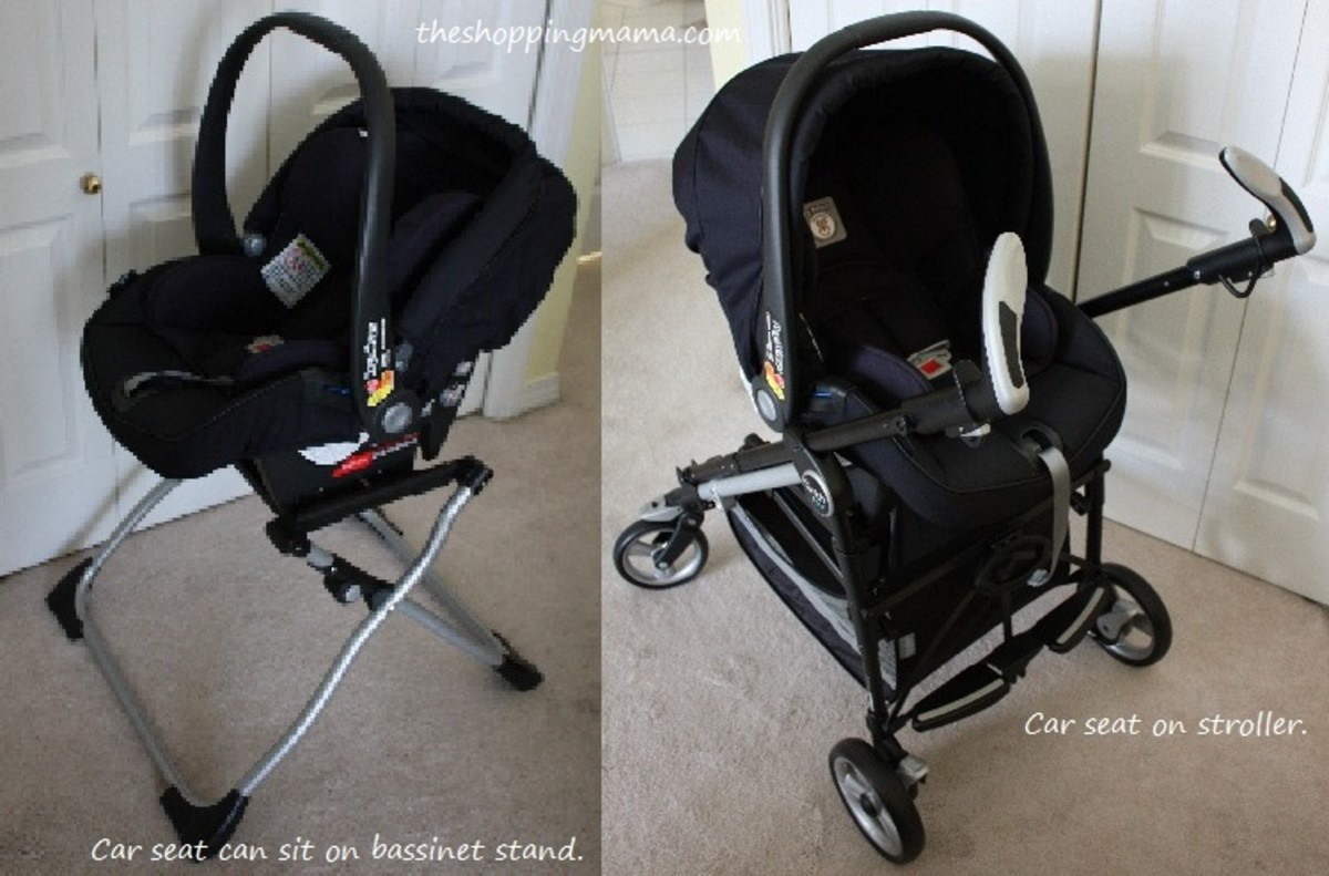 When To Switch From Car Seat To Stroller Peg Perego Switch Four Modular Stroller System Review And