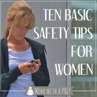 10 Basic Safety Tips for Women