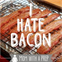 I Hate (your) Bacon
