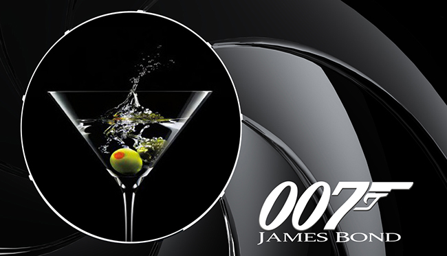 cocktail james bond