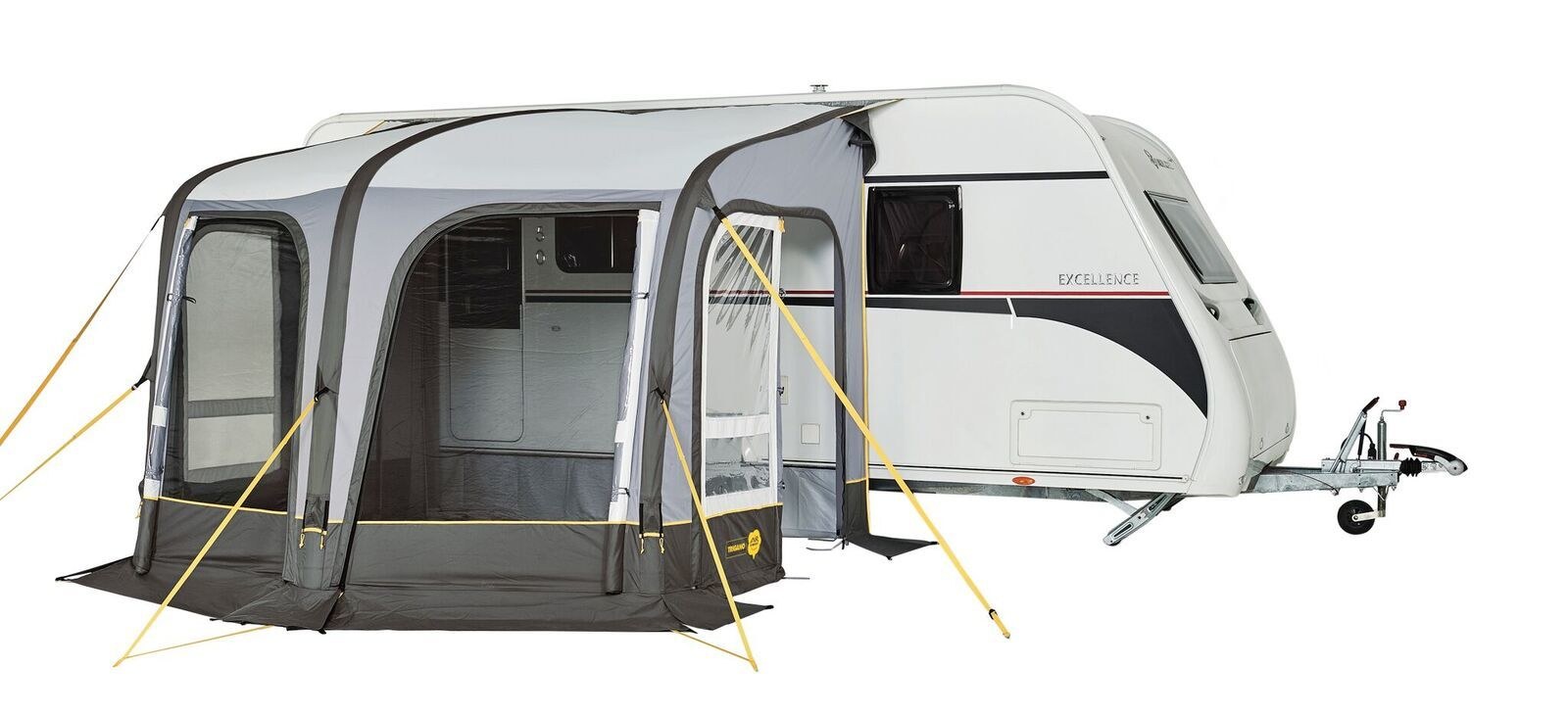 Store Exterieur Camping Car Auvent Gonflable Panoramic Trigano
