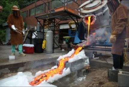 barbecue lave