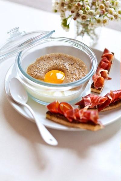 recette œuf cocotte